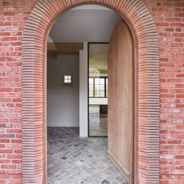 Residence V. - Bellegem, West Flanders